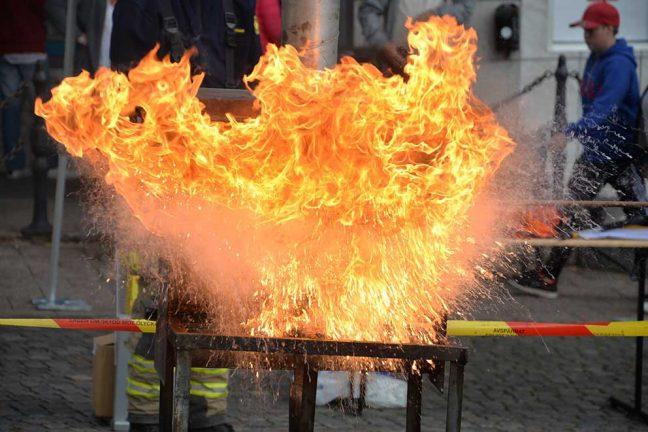 Fortsatt eldningsförbud gäller