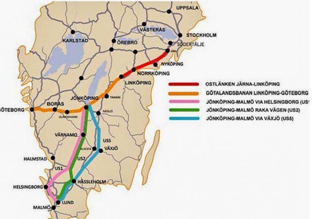 Ska tågresandet fördubblas?