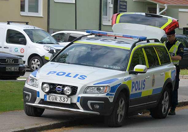 Polisen letade efter försvunnen morfar