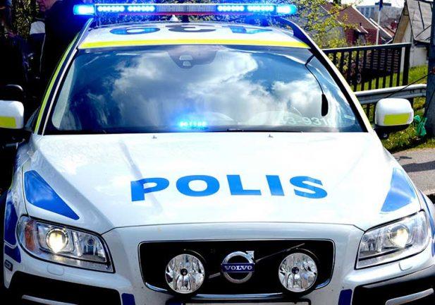 Polisen söker försvunnen – flickan hittad välbehållen