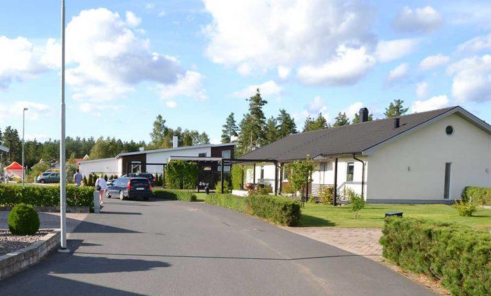 Villapriserna stiger i Värnamo
