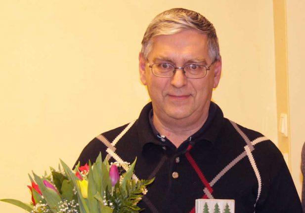 Kjell Eriksson till minne