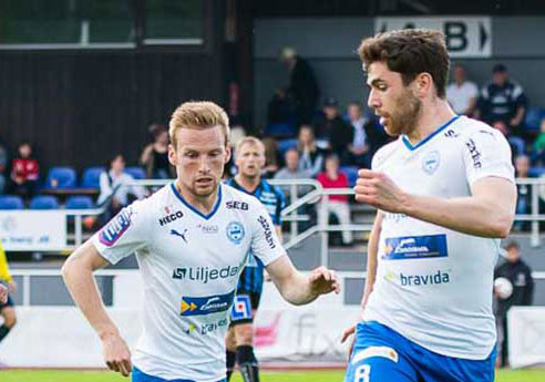 Matchfakta IFK–Brommapojkarna
