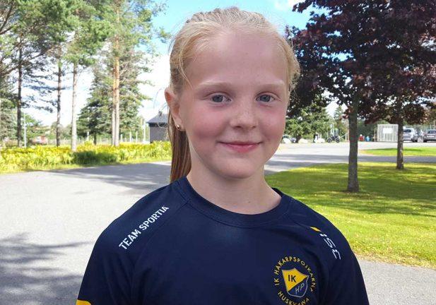 Emma vann höjd i Linköping