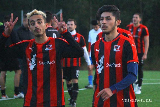 Dardania vann över IFK Gislaved