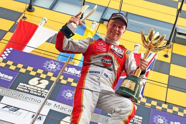 Felix vann i Macau