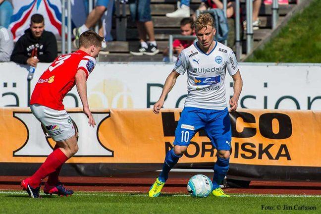 Så startar IFK i Degerfors