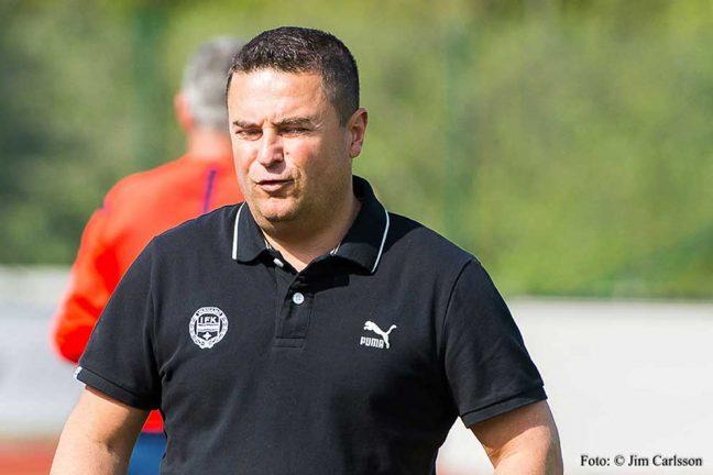 Håkan Söderberg är nu sportchef i IFK