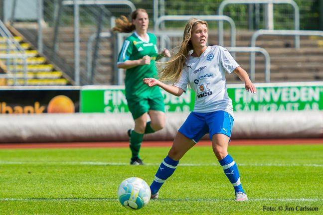 IFK-damerna nära nytt kontrakt