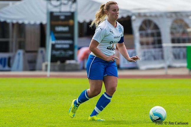 IFK-damerna klara för semifinal
