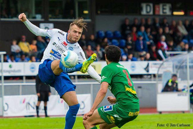 Direkt, IFK–Degerfors, slut: 1–1