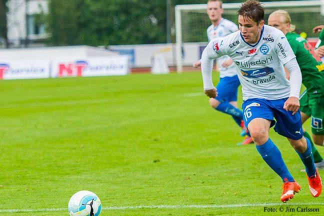 IFK:s lag mot Degerfors