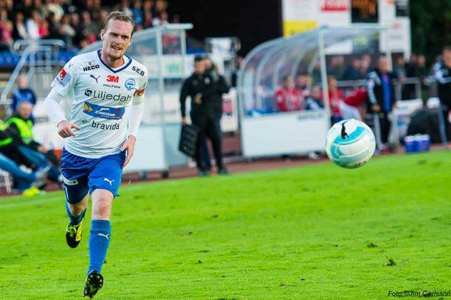 Matchfakta IFK–Ängelholm