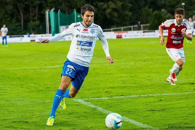 Ny anfallsduo i IFK