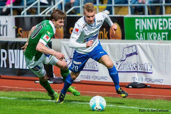 IFK blir bara femma – möter tvåan…