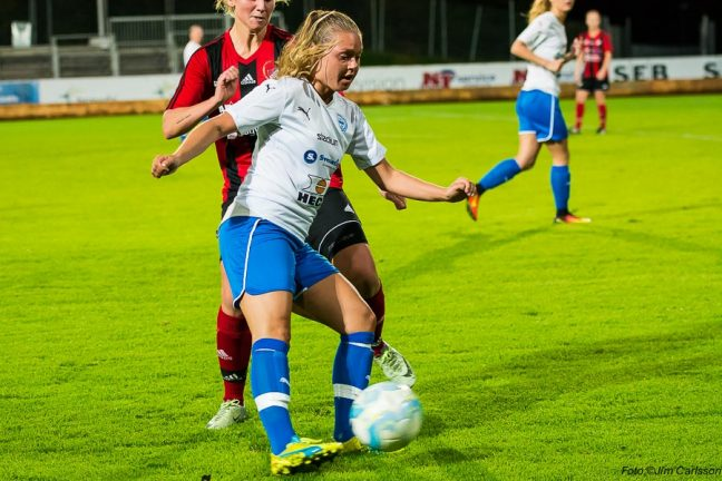 IFK-poäng i sista sekunden