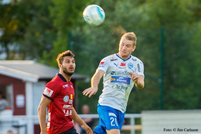 IFK kryssade mot Sylvia