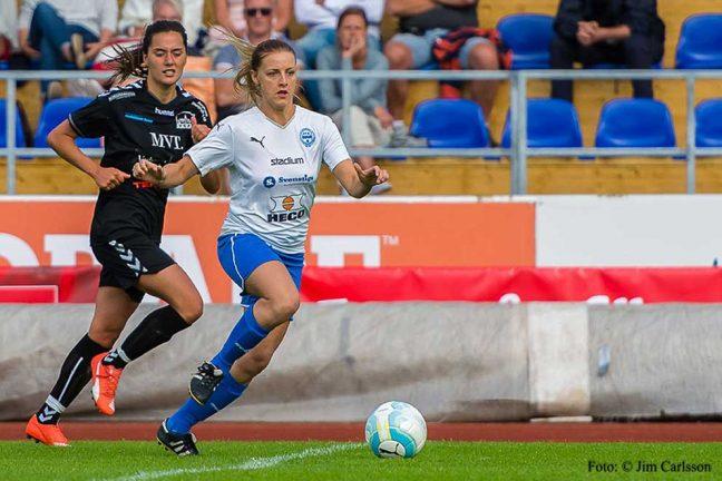 IFK-damerna ångar på Klar vinst i Hultsjö