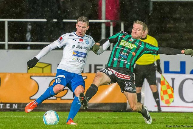 Så spelar  IFK i Superettan