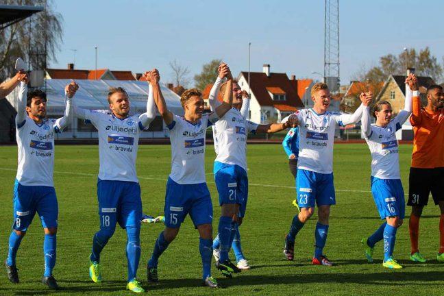 Pass upp, IFK Värnamo