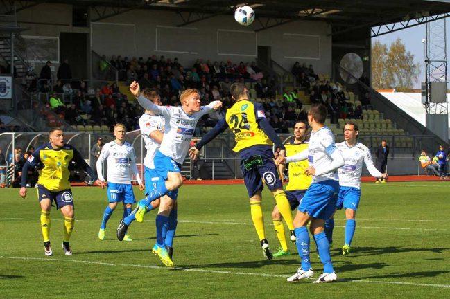 IFK laddade i Kristinehamn