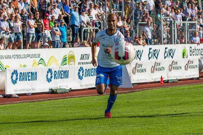 IFK vann mot Mjällby