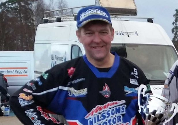 Christer Jansson vann dubbelt