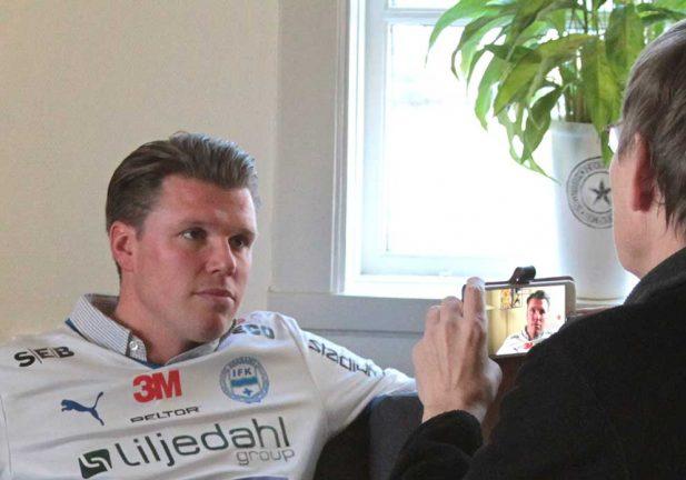 TV: Detta är Christian Järdler