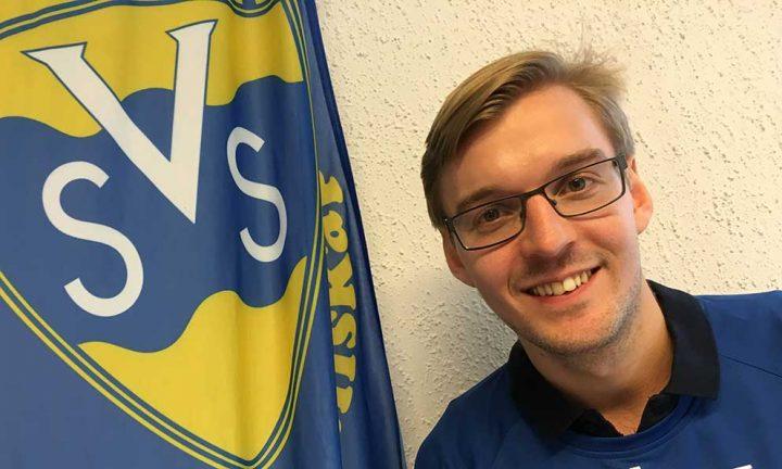 Christoffer ny chefstränare i VSS