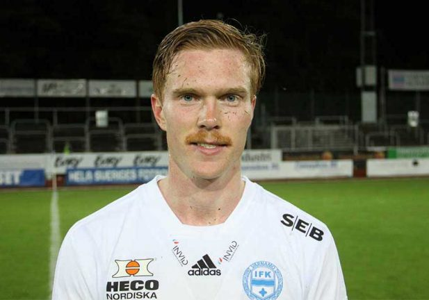 IFK:s lag mot Östersund i kväll