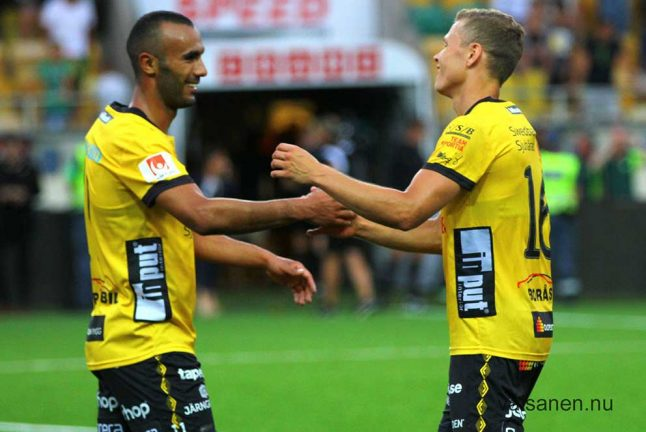 """Tre """"IFK-mål"""" för Elfsborg"""