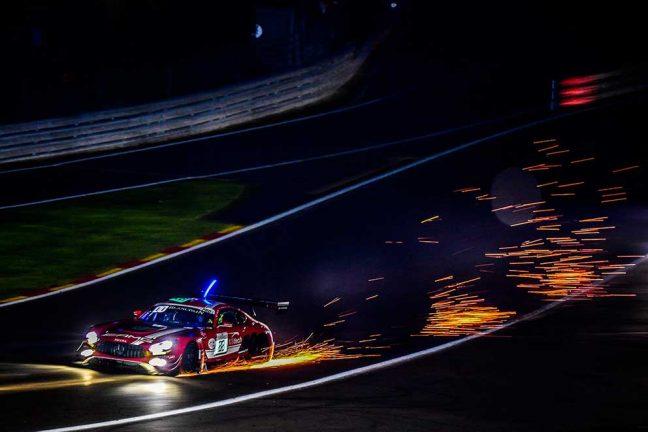 Felix Rosenqvist tvåa i Spa 24-timmars
