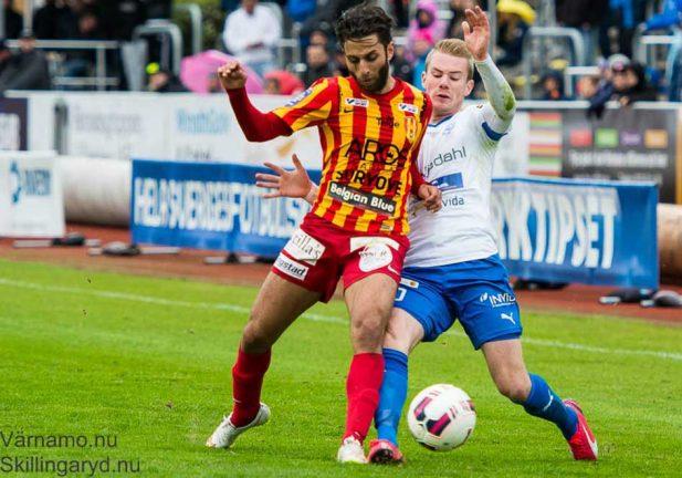 IFK-poäng efter tre förluster