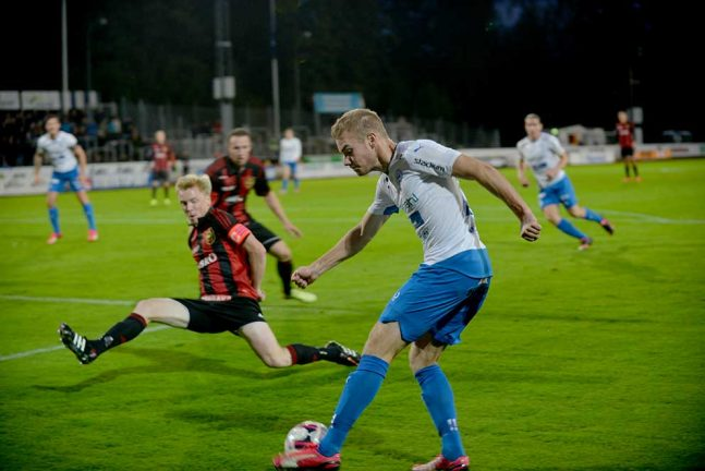 Engström frälste IFK