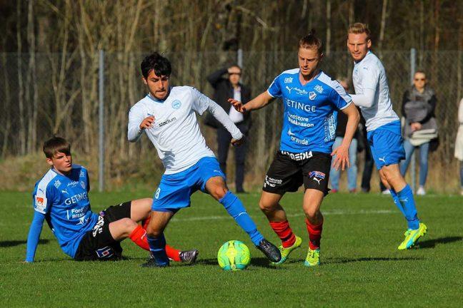 Storförlust för IFK U21