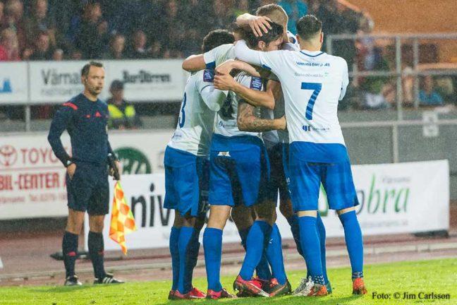 Direkt IFK–Östersund, slut: 1–0