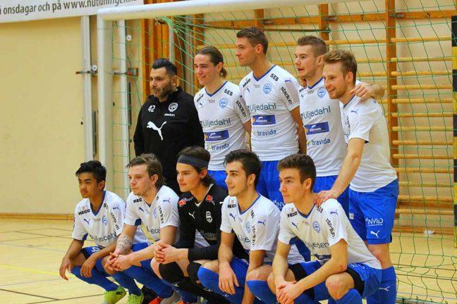 IFK vann egna cupen