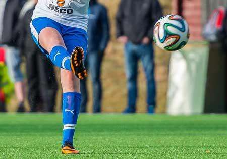 IFK upp i topp även i damtrean