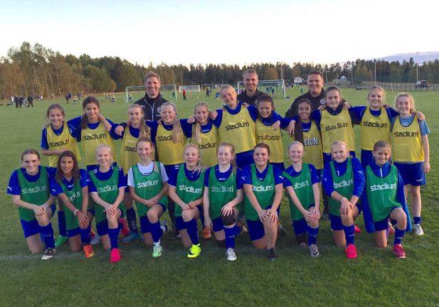 Tredje raka seriesegern för IFK F03