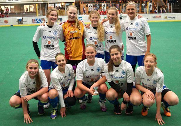 IFK-tjejerna föll på målsnöret