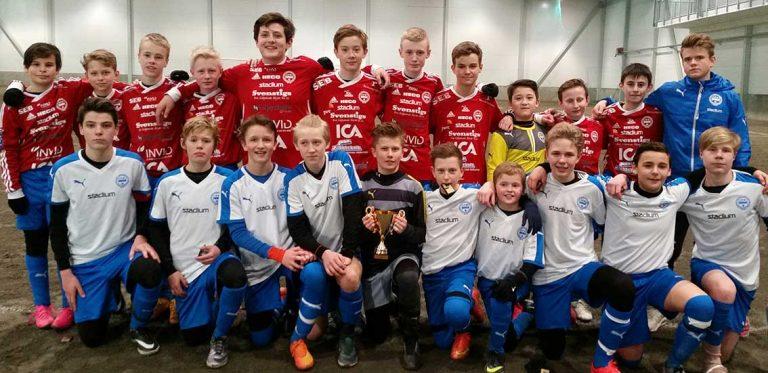 Guld och silver till IFK P02