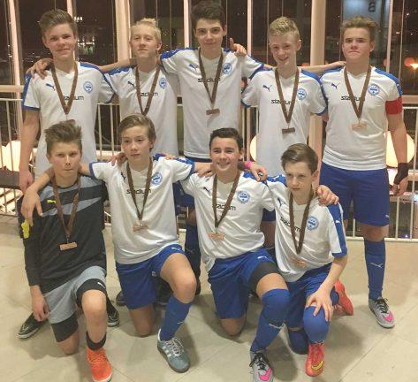 IFK P02 fyra i stor turnering