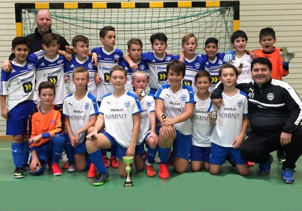 IFK P05 etta och två i cup