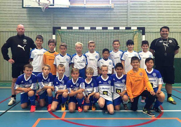 IFK P05 vann serien