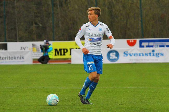 Tre byten i IFK:s trupp