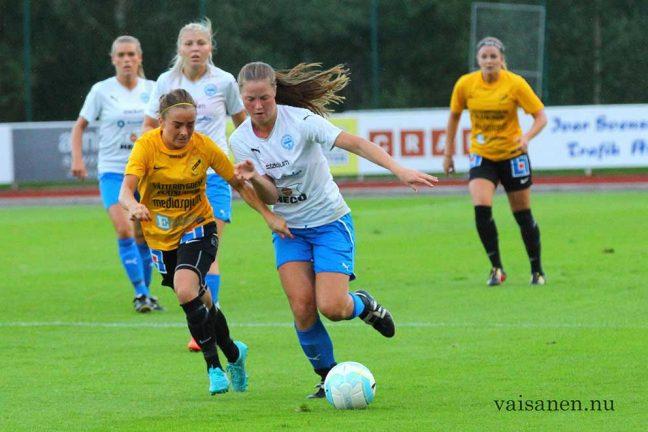 IFK föll mot ett bättre lag