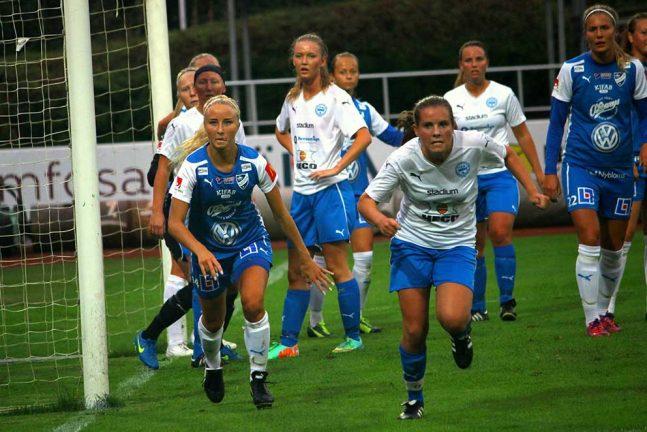 Dussinet fullt för IFK dam