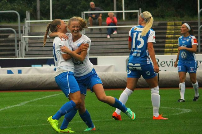 3–6 för IFK-damerna i cupspelet