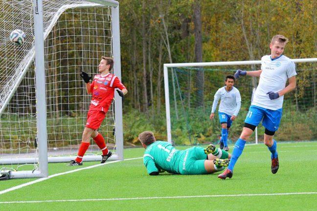 IFK U19 vann med 5–2