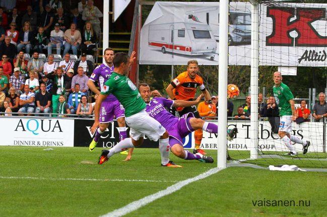 J-Södra tog poäng av IFK Göteborg
